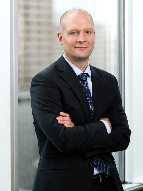 Vice President Tim Weber EPFC